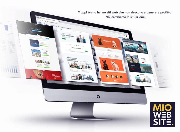 Sviluppo e realizzazione siti web di alta qualità per la tua presenza online